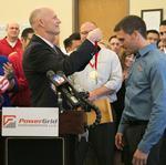 Power Grid Engineering wins Governor's Business Ambassador award
