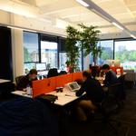 Startup incubator gives new life to office building