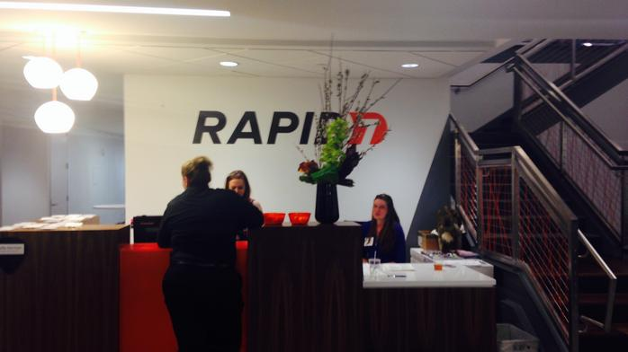 Boston cybersecurity firm Rapid7 is considering new HQ options