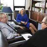 Husted: Don and <strong>Linda</strong> <strong>Childears</strong> are Denver's banking and philanthropic power couple