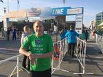 Owner of Swags Sports Shoes still makes time for Marathon/miniMarathon appearances