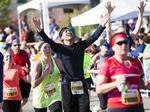 Running Swag: Owner of local running store shows support for Kentucky Derby Festival miniMarathon/Marathon