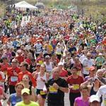 2014 Boston Marathon causes run on hotel rooms