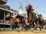 Kate Upton, Bobby Flay are working to promote a horse race, but which one?