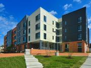 The Lillian Jones Apartments at 1303 Greenmount Ave. cost $16.1 million to build.