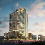 Future office construction inspiration for new downtown multifamily project
