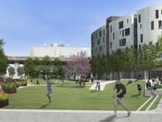 Equity Residential's Potrero project will feature a one-acre public park.
