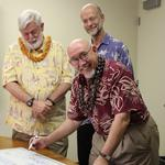 University of Hawaii Professional Assembly launches new endowment to honor botany researcher