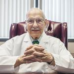 Dr. Joseph <strong>Kutz</strong> departs a nearly 60-year career with legacy as pioneer, healer and peacemaker