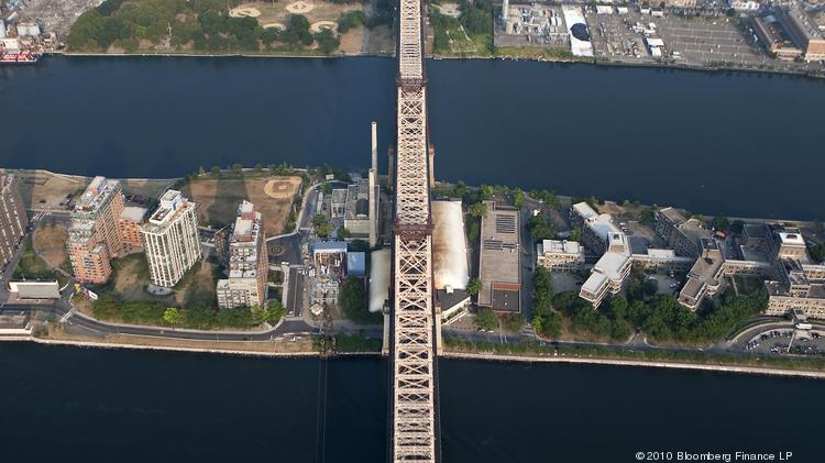 Citi Collaborates With Cornell For Roosevelt Island Lab New York