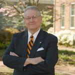 Campbell transitions to fifth university president