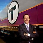 Executive Profile: Richard Davey of Mass. Dept. of Transportation