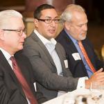 SURG's Omar Shaikh named next UW-Parkside executive in residence