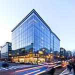 Not every law firm tenant is shrinking. This one's nearly doubling in size.