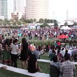 IIFA Stomp creates 'mela' atmosphere in downtown Tampa