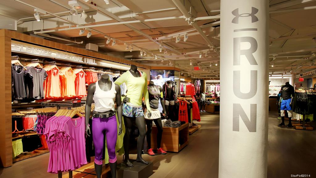 espejo pastel perro  Under Armour is building a lab to test store designs - Baltimore Business  Journal