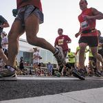 Warm weather = charity walk/run season