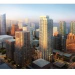 340 Fremont joins cluster of luxury highrise housing under construction in San Francisco