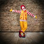 <strong>McDonald</strong>'s finds new relevance and a fashion sense for fading icon