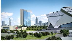 Five hotel companies eye big project at Georgia World Congress Center