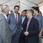 Aaron Rodgers, Mike McCarthy mingle with Milwaukee business execs: Slideshow