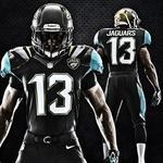 Jaguars unveil new uniforms