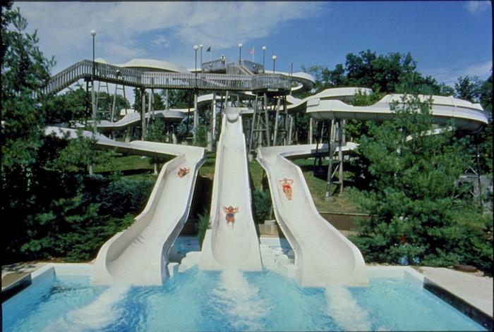 The Beach Waterpark Was Sold To National Retail Properties Lp For 3 Million