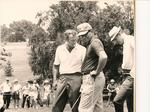 Charlotte exec Johnny Harris reflects on friendship with Arnold Palmer