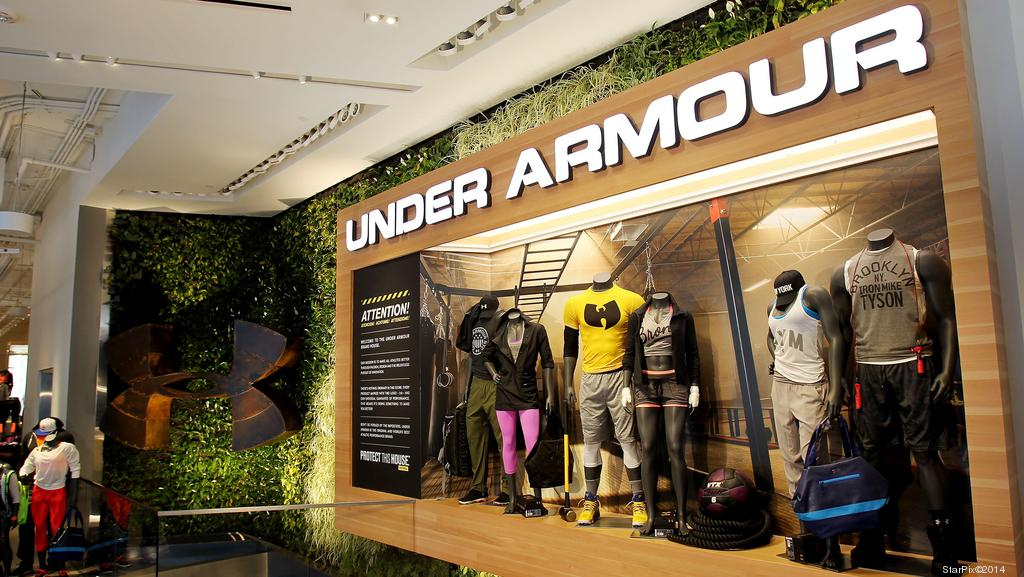 repertorio violento Sin sentido  Under Armour is planning a huge store on Chicago's Magnificent Mile -  Baltimore Business Journal