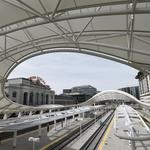 Here's a sneak peek at the Denver Union Station transit hub