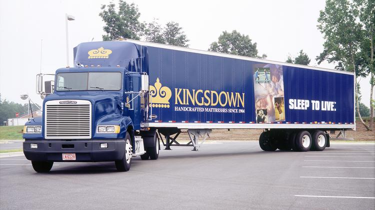 Mebane-based Kingsdown Inc. plans to soon have a total of 83 company branded stores in 58 Chinese cities.
