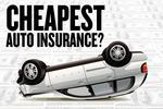 Cheapest auto insurance in Sacramento region?