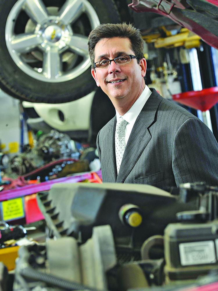 Infiniti Dealership Kansas City >> Bommarito wraps $2 million renovation of Infiniti store ...