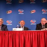 Ron Francis named new Carolina Hurricanes GM; Rutherford remains in 'advisory role' as president