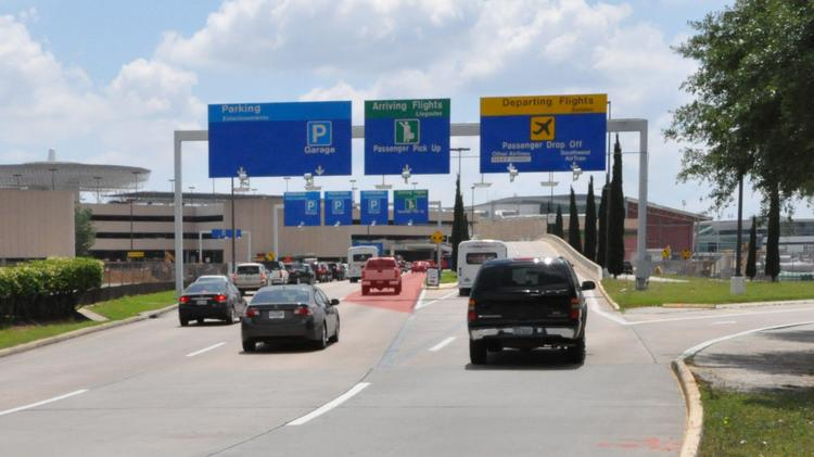 Houston Airport System Releases Hobby Airport Roadway Lane