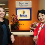 <strong>Inkinen</strong> & Associates and Remedy Intelligent Staffing share office space in Downtown Honolulu