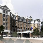 Demolition underway for new hotel in SouthPark