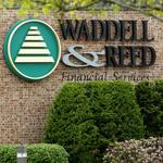 Waddell & Reed sees jump in assets, earnings