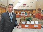 Pay rises for Community Bank's top Olean executive