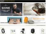 Amazon launches 'wearable technology' site