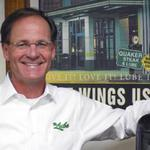 Quaker Steak & Lube hires new CEO