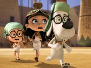 """Mr. Peabody"" contributed just $3 million to DreamWorks Animation's bottom line during the first quarter and has yet to recoup its cost for distributor 20th Century Fox."