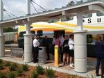 Here's which SunRail stations were busiest in August