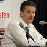 New contract for UK's Calipari is worth $52.5M