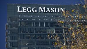 Legg Mason falls out of the S&P 500