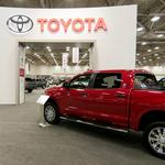 5 things you should know, including Toyota's trucks and Wells Fargo's bucks