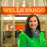Six questions with Wells Fargo's <strong>Leigh</strong> <strong>Collier</strong>