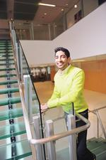 Rahim Fazal: Senior director,  Oracle Corp. Social Cloud