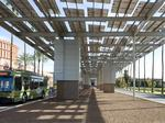 EXCLUSIVE: Chandler solar shade structure maker inks deal with Caterpillar