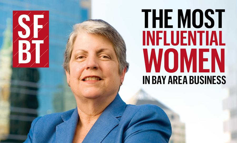 Influential Women 2014 - San Francisco Business Times